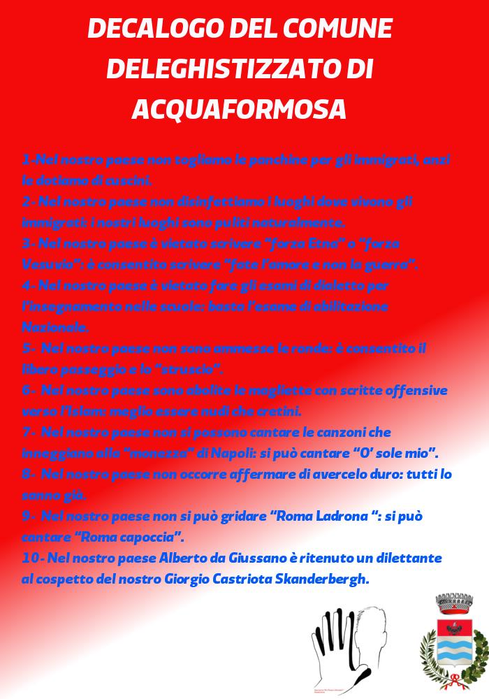 DECALOGO 1