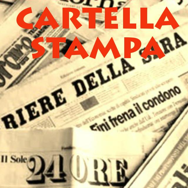 CARTELLA STAMPA + RASSEGNA MEDIA
